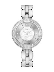 Fendi My Way Watch Metallic