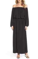 French Connection Women's Adele Off The Shoulder Maxi Dress
