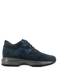 Hogan Interactive Sneakers Blue