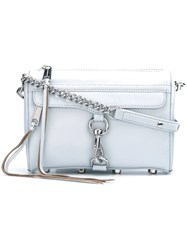 Rebecca Minkoff Small 'Florence' Crossbody Bag Blue