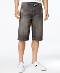 Sean John Men's Denim Shorts Washington