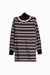 Missoni Striped Zigzag Tunic Multi