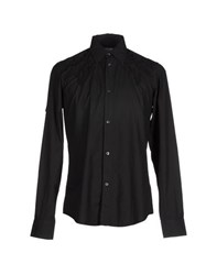 Iceberg Shirts Shirts Men Black