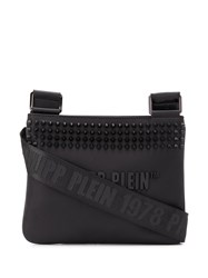 Philipp Plein Stud Detail Shoulder Bag 60