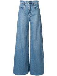 Nobody Denim Como Wide Leg Jeans 60