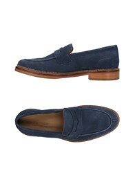 Lumberjack Loafers Dark Blue