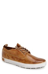 Men's Blackstone 'Jm 01' Sneaker Rust Leather