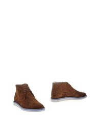 Cantarelli Ankle Boots Beige