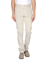 7 For All Mankind Casual Pants Ivory