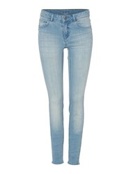 Vila Light Wash Skinny Jeans Denim