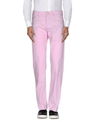 Iceberg Trousers Casual Trousers Men Lilac