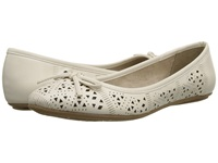 Chinese Laundry Hannah Cream Women's Flat Shoes Beige