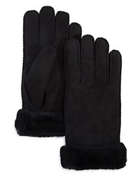 Ugg Frosted Cuff Gloves Black