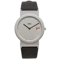 Braun Aw 50 Watch Silver