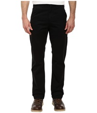 Carhartt Washed Twill Dungaree Black Men's Jeans