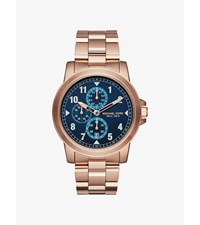 Paxton Rose Gold Tone Watch