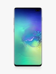 Samsung Galaxy S10 Smartphone With Wireless Powershare 6.4 4G Lte Sim Free 128Gb Prism Green