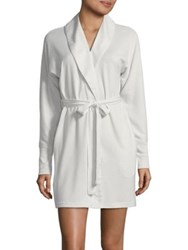 Roudelain Dolman Sleeve Robe White Space