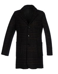 Capobianco Coats Dark Blue