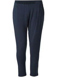 Woolrich Cropped Loose Fit Trousers