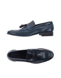 Attimonelli's Loafers Dark Blue