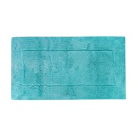 Abyss And Habidecor Must Bath Mat 370 Turquoise