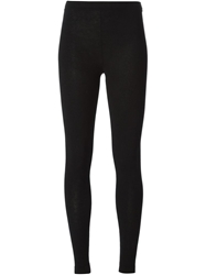 Donna Karan Classic Leggings Black