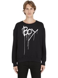 Boy London Drip Printed Sweatshirt