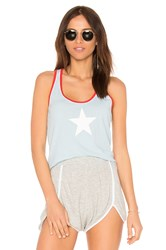 Wildfox Couture All Star Top Blue