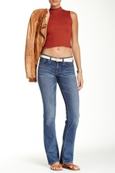 Big Star Hazel Mid Rise Boot Jean Blue