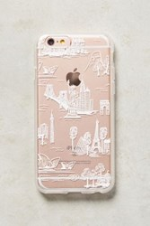 Anthropologie Rifle Paper Co. Iphone 7 Case Clear