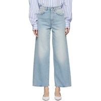 Toteme Blue Flair Jeans