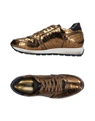 Primabase Sneakers Gold