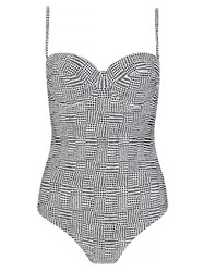 Prism St. Barts Swimsuit White