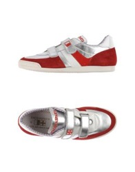 D'acquasparta Low Tops And Trainers Red