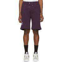 Filling Pieces Purple Planet Shorts