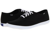 Keds Champion Cvo Black White Men's Lace Up Casual Shoes