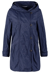 Opus Heddis Parka Deep Water Dark Blue