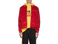 Ovadia And Sons Shedding Light Corduroy Jacket Red