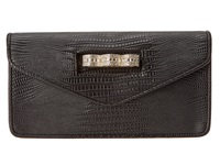 Bcbgmaxazria Clutch With Pave Knuckleduster Black Clutch Handbags