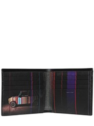 Paul Smith Mini Stripes Leather Classic Wallet