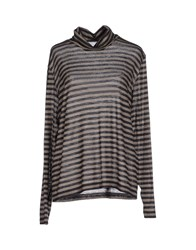 Les Copains Knitwear Turtlenecks Women Lead