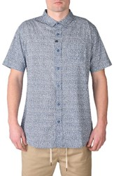 Imperial Motion Men's Scroll Print Woven Shirt