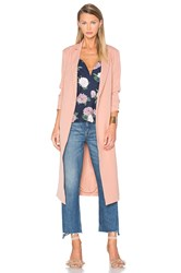 Keepsake Chain Reaction Coat Blush