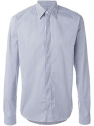 Givenchy Contemporary Fit Shirt Blue