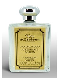 Taylor Of Old Bond Street Sandalwood Aftershave Lotion Neutral