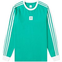 Adidas Long Sleeve Cali Bb Tee Green