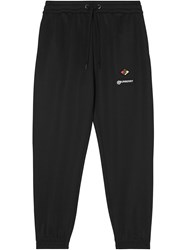 Burberry Graphic Logo Track Trousers 60