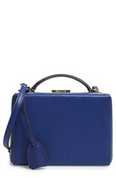 Mark Cross 'Small Grace' Pebbled Leather Box Clutch