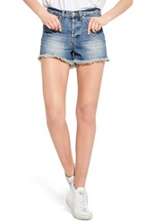 Ayr The Cutoff Denim Shorts London Calling